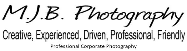 M.J.B. Photography corporate division