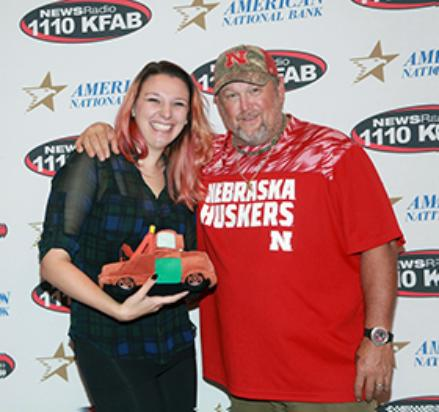 Larry the Cable Guy event photo